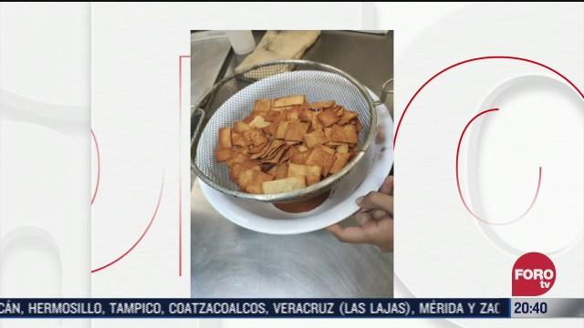 botana nutritiva desarollada en el IPN