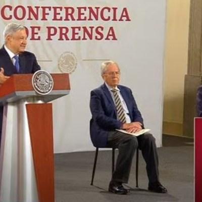 AMLO: Hugo López-Gatell tiene credibilidad y es una persona responsable