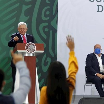 AMLO dice que juicio a Emilio Lozoya, exdirector de Pemex, ayudará a limpiar corrupción