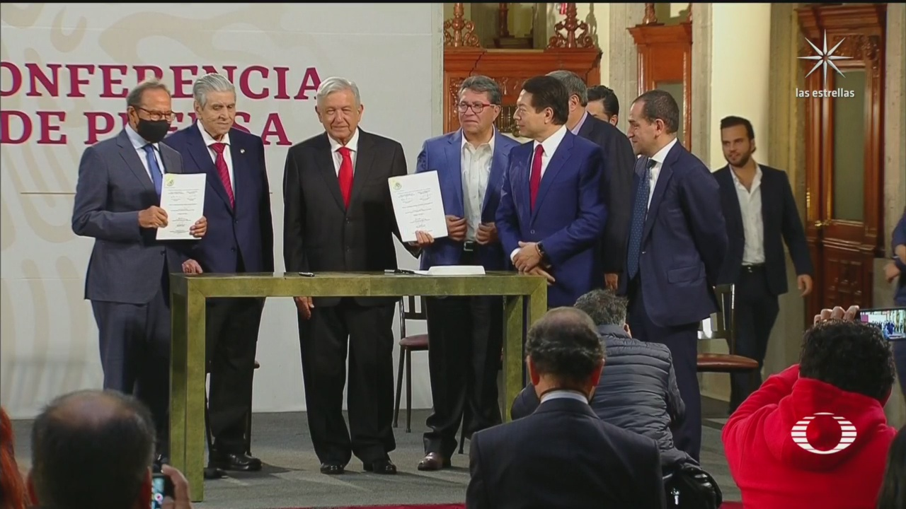 AMLO presenta iniciativa de reforma al sistema de pensiones en México