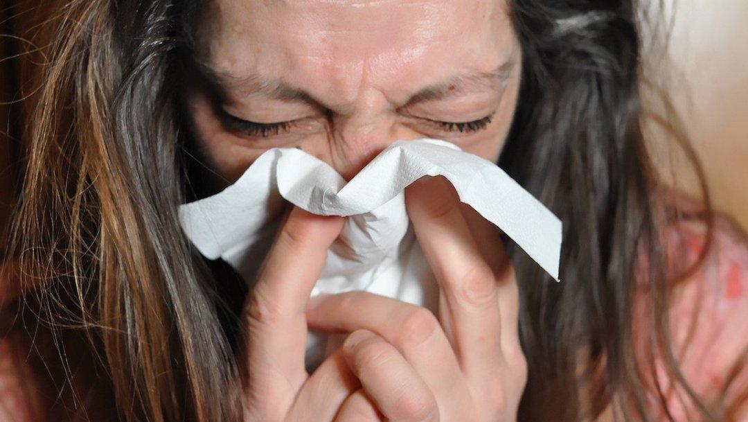 Anosmia Síntoma Coronavirus Pérdida Olfato