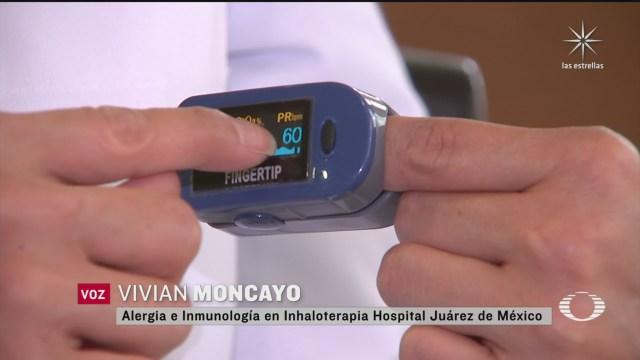 aumenta demanda de oximetros por pandemia de coronavirus
