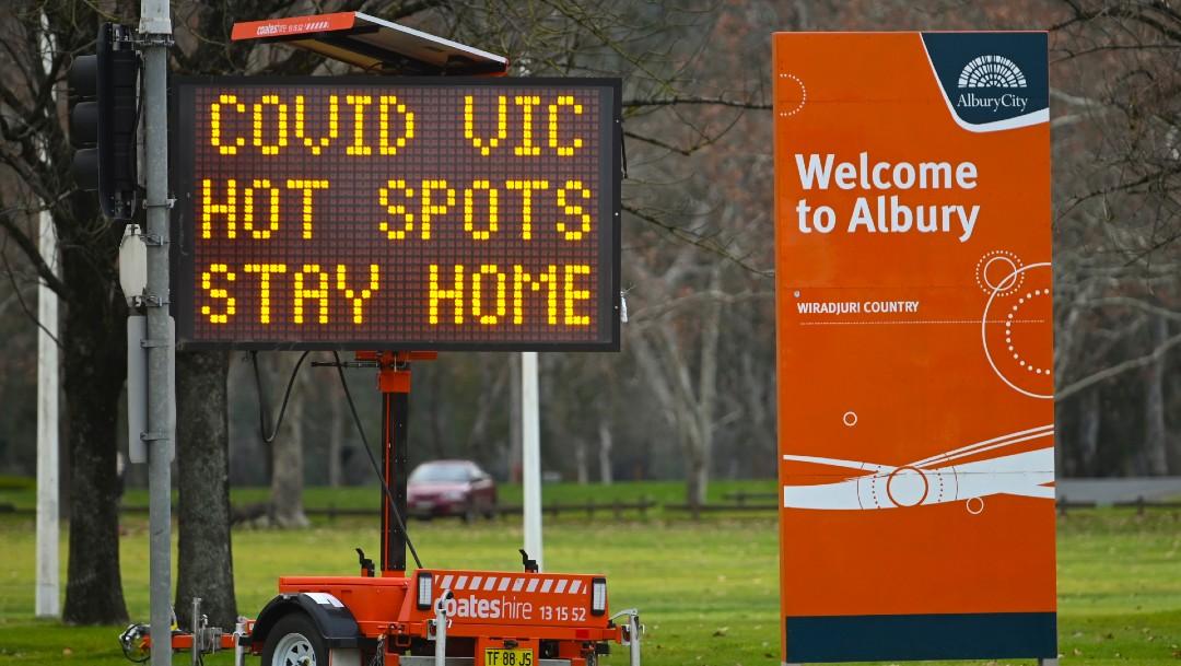 Australia decreta confinamiento de 6 semanas en Melbourne tras rebrote de COVID-19