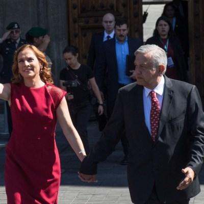 Beatriz Gutiérrez Müller es esposa de AMLO
