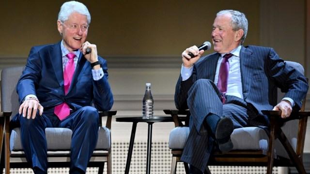 bill-clinton-george-w-bush-expresidentes-estados-unidos