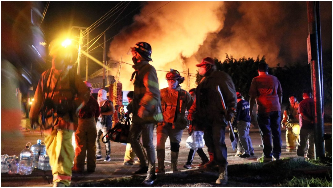 Sofocan incendio en Civac