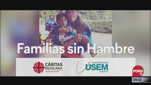 campana familias sin hambre