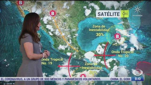 clima al aire preven lluvias fuertes en la ciudad de mexico