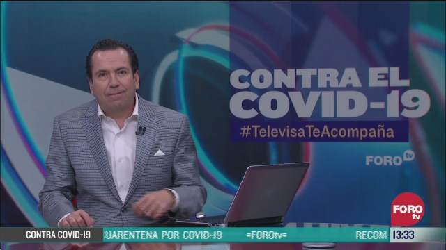 contra el covid 19 televisateacompana primera emision del 10 de julio de