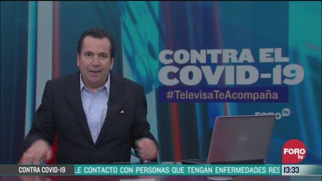 contra el covid 19 televisateacompana primera emision del 14 de julio de