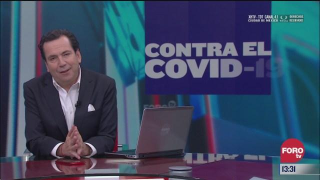 contra el covid 19 televisateacompana primera emision del 3 de julio de