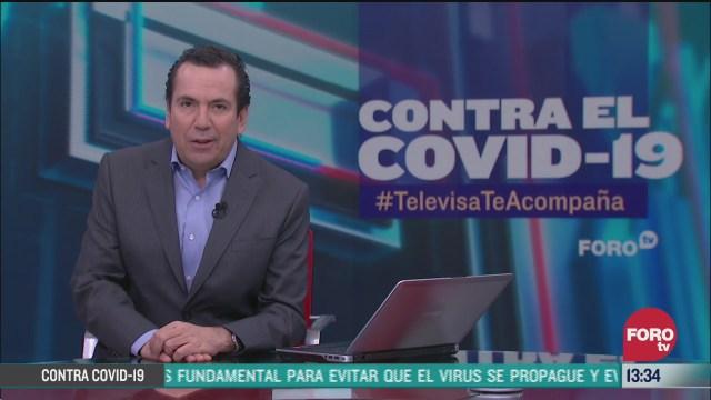 contra el covid 19 televisateacompana primera emision del 9 de julio de
