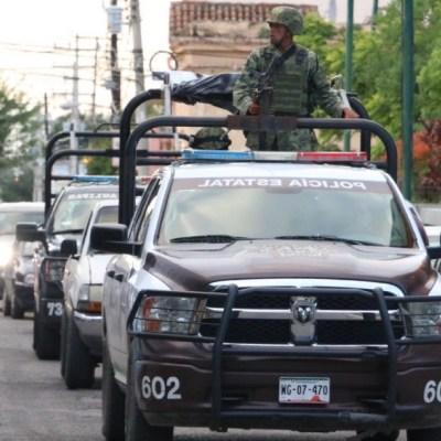 Mueren 12 sicarios por enfrentamiento con militares en Tamaulipas