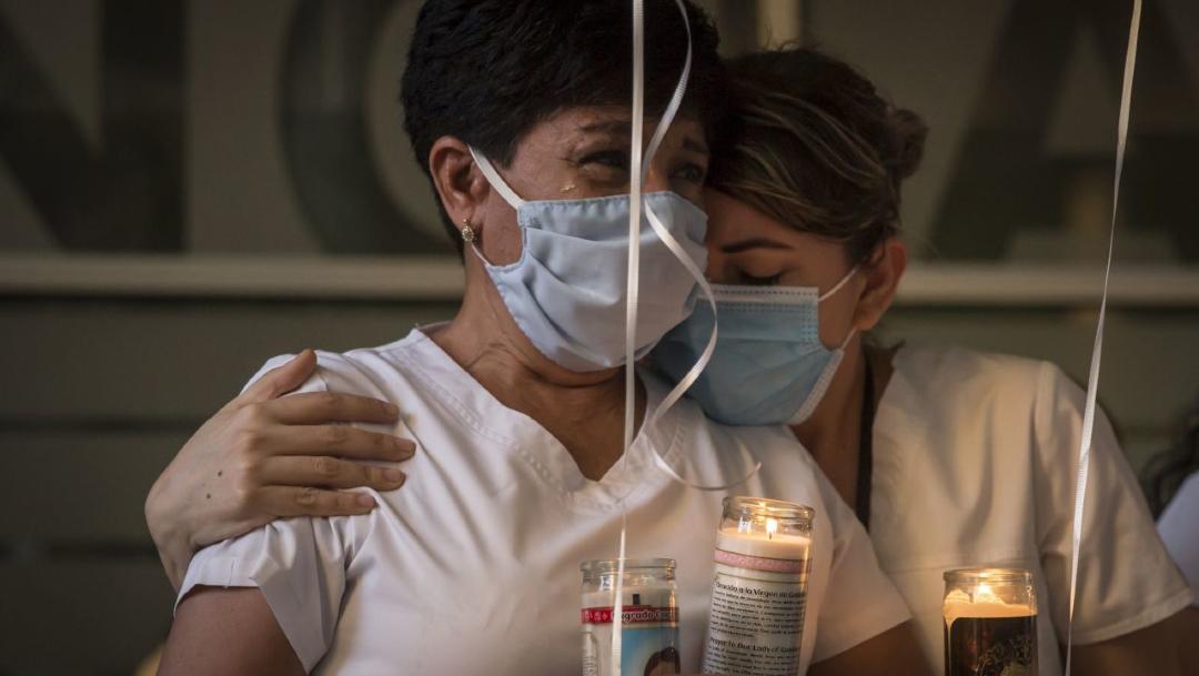 México está a punto de Superar a Francia en número de muertos
