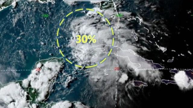 Se-forma-depresión-tropical-Siete-en-el-Atlántico