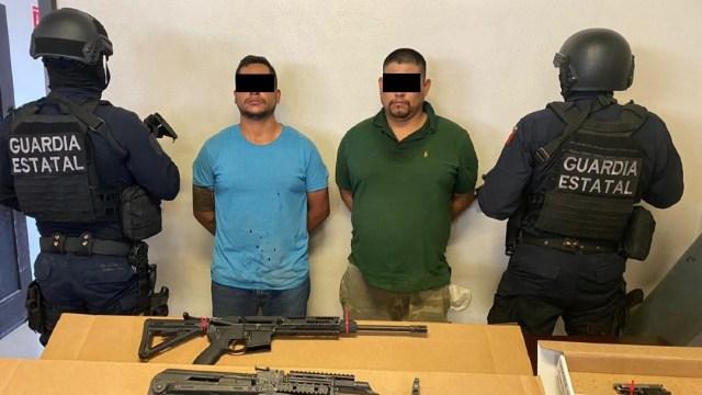 Detienen a Flavio 'N' alias 'El Basuras', jefe de sicarios del CJNG