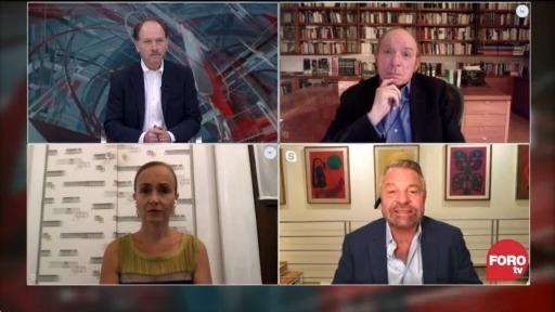 Javier Tello, Héctor Aguilar Camín, Jorge Castañeda y Valeria Moy analizan cómo ha sido el desempeño de AMLO a 2 años del triunfo electoral
