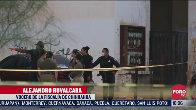 durante junio se registraron 169 homicidio en ciudad juarez