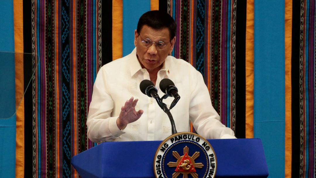 Rodrigo Duterte, coronavirus, presidente de Filipinas