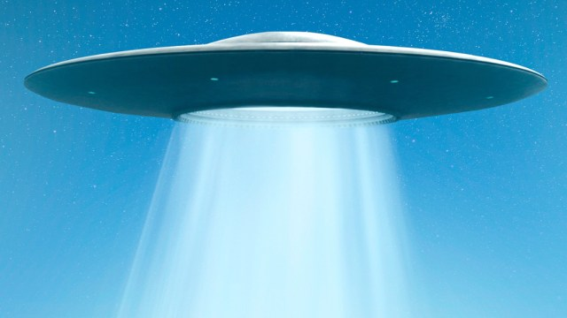 Nave extraterrestre tambien conocida como OVNI dentro de la cultura popular