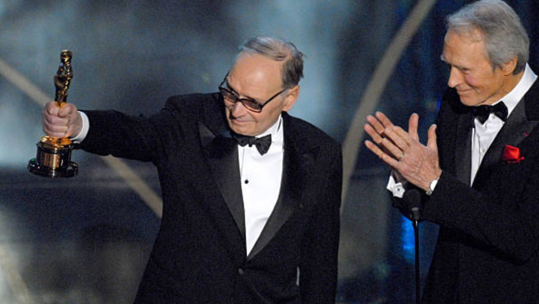 Muere Ennio Morricone a los 91 años