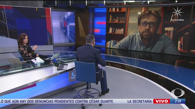 entrevista con rafael bojalil profesor de la uam xochimilco para despierta