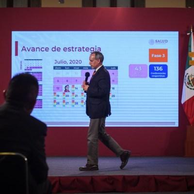 Estado de México tendrá semáforo COVID-19 segmentado