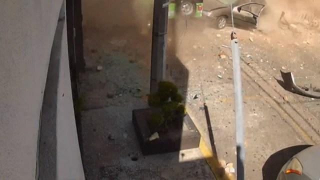 Explosión de gas en casa de San Luis Potosí deja una persona lesionada
