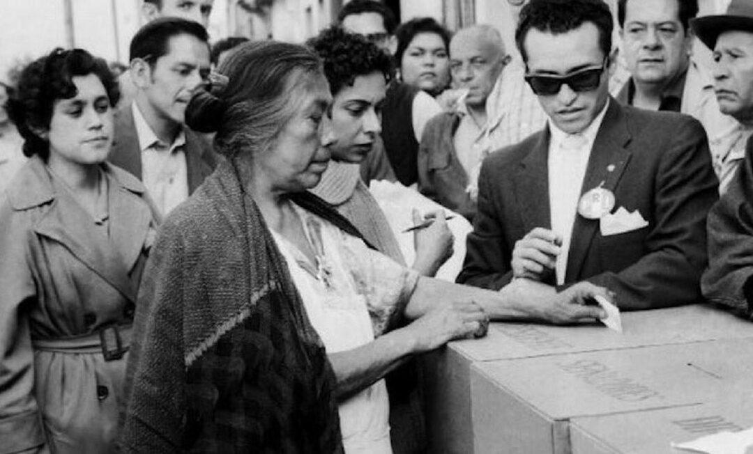 Breve historia de los derechos de la mujer en México