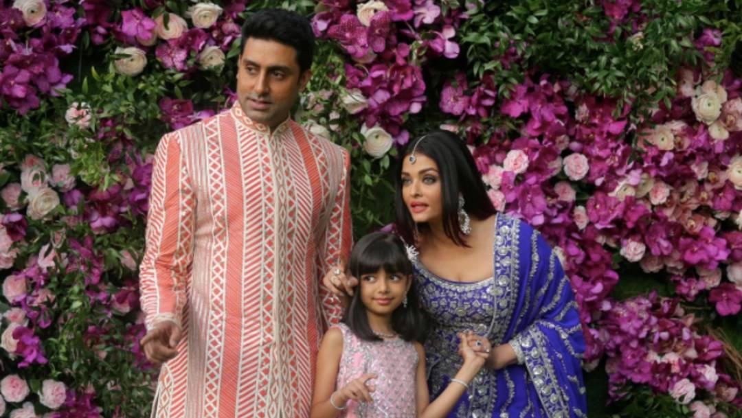Aishwarya Rai Bachchan y su hija de 8 años Aaradhya dejaron el hospital tras 10 días internadas por coronavirus