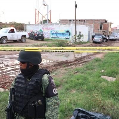 Familia pierde a tres hijos en masacre en Irapuato