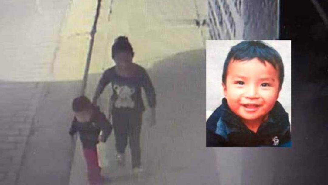 Desaparece niño Dylan Esaú en mercado de Chiapas