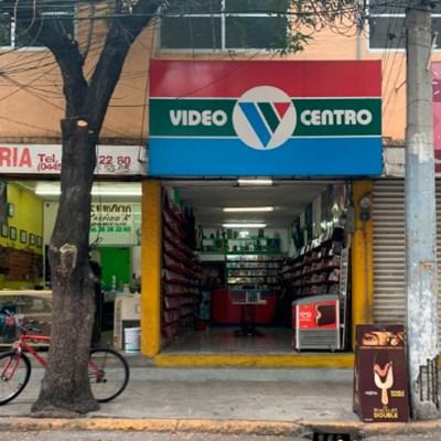 Fotos: Antiguo Videocentro en el Estado de México se viraliza en redes sociales