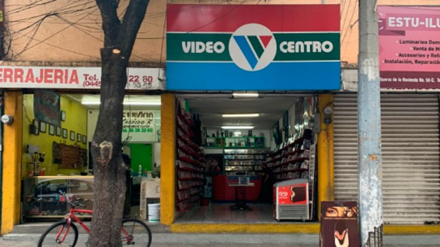 Fotos de un Videocentro en el Estado de México sorprenden en redes sociales