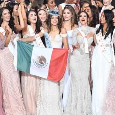 Miss México, archivo