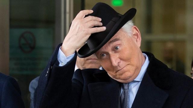 Roger Stone, ex asesor de Donald Trump
