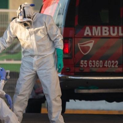 México supera a España en cifra de muertos por COVID-19