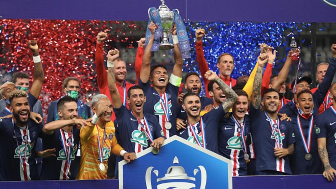 PSG gana la Copa de Francia