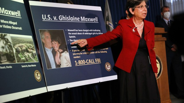 Preocupa seguridad en prisión de Ghislaine Maxwell, vinculada con Epstein y delitos sexuales