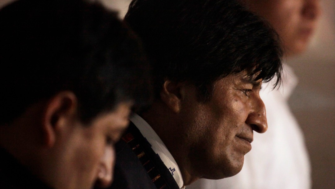 Gobierno boliviano suma otra denuncia contra el expresidente Evo Morales