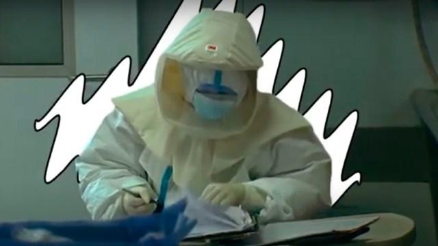 Gobierno de Guanajuato reconoció la labor del sector salud contra el coronavirus