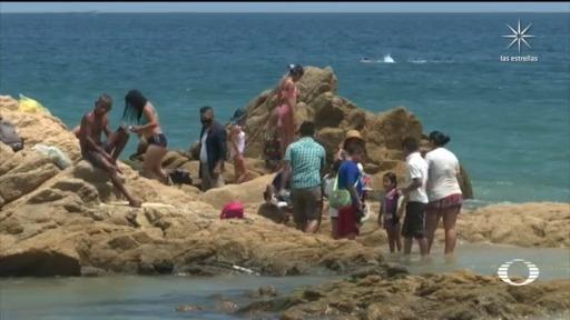 playas de acapulco en guerrero podria regresar a semaforo rojo el fin de semana