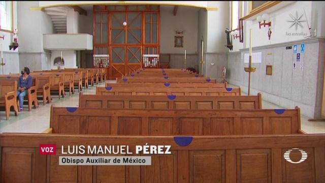 iglesias catolicas de cdmx se declaran en crisis economica por inasistencia de feligreses