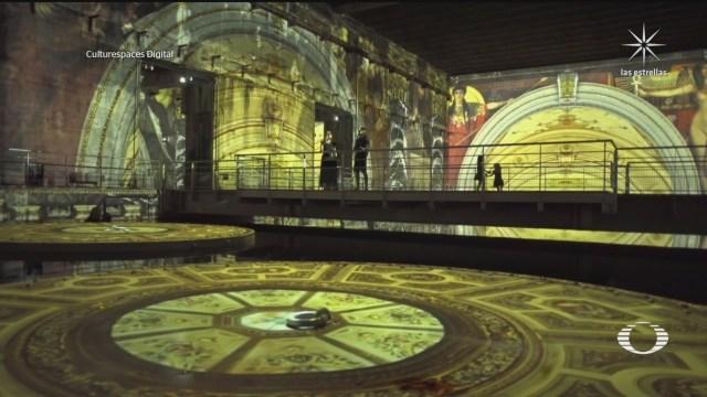 Museo de Arte Digital en Francia con exposición de Gustav Klimt