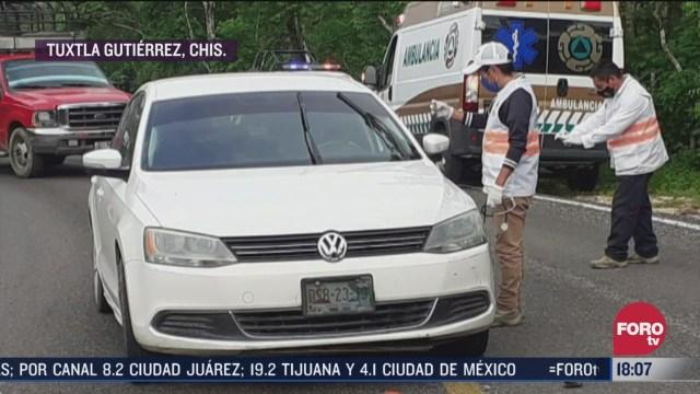 investigan homicidio de mando policiaco en chiapas
