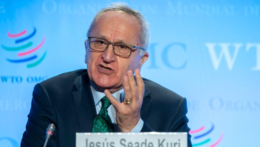 Jesús Seade, uno de los ocho aspirantes a dirigir la Organización Mundial del Comercio