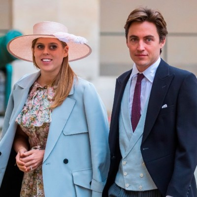La princesa Beatriz de Gran Bretaña se casa en Windsor