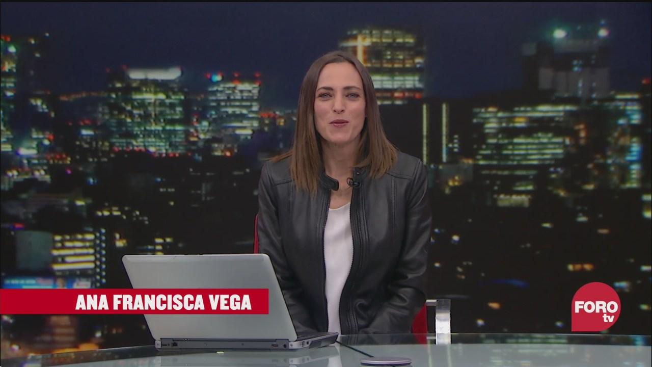 Las Noticias Ana Francisca Vega Programa Completo Forotv 10 Julio 2020