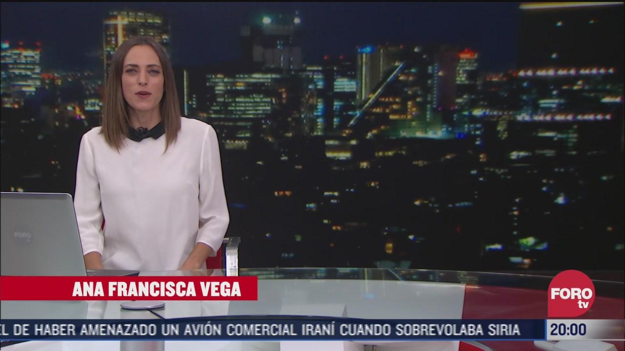 Las Noticias Ana Francisca Vega Programa Completo Forotv 23 Julio 2020