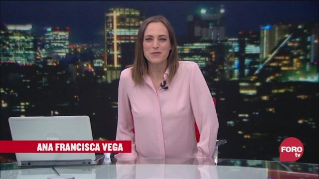 las noticias con ana francisca vega programa del 3 de julio de